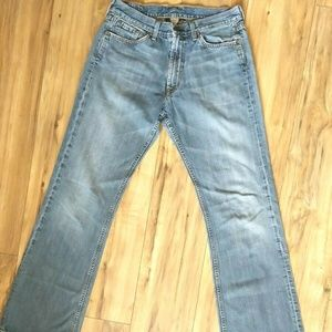 Lucky Brand Dungarees Mens Size 30 Jeans Bootcut